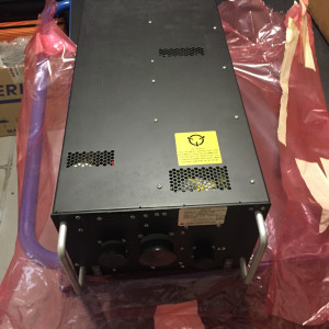 Aircraft parts for sale - Challenger aircraft Frequency Converter, 230 VAC 50HZ, Pt No 1-002-0102-1085,
