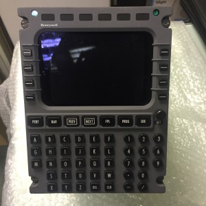 Aircraft parts for sale - Honeywell Flight Management System Control Display Unit CD-810. Part No 7007549-905