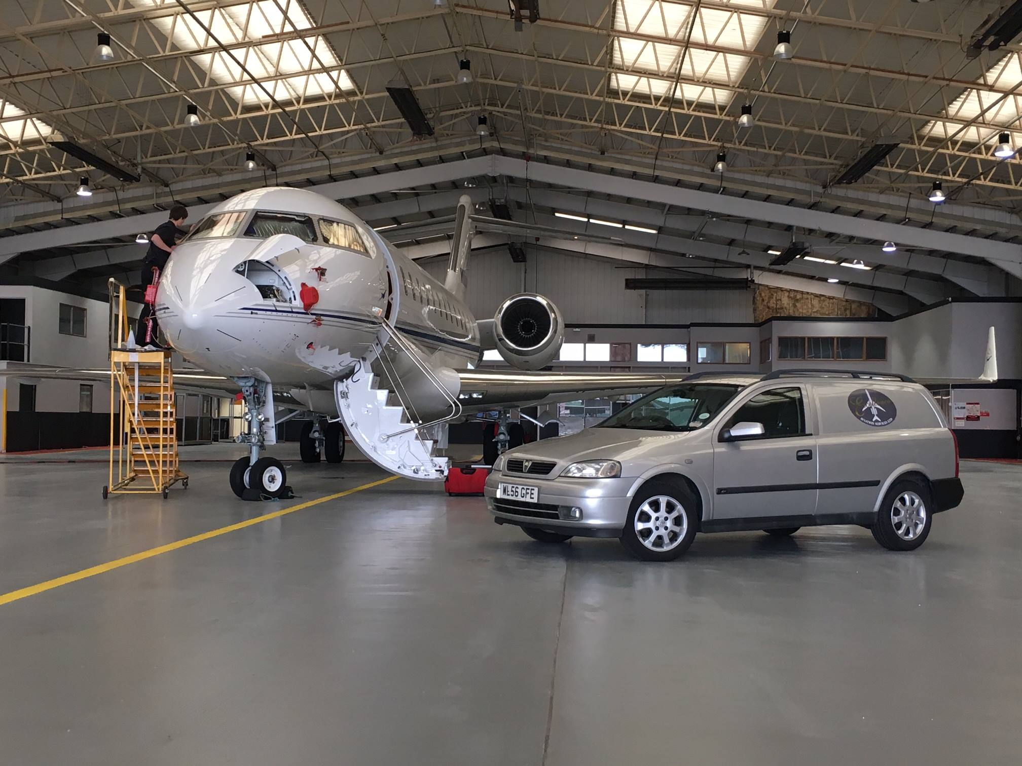12 Reasons To Outsource Your Private Jet Maintenance  Excellence Aviation Se