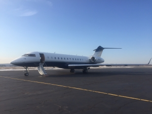 Global Express Appraisal by Excellence Aviation Services.